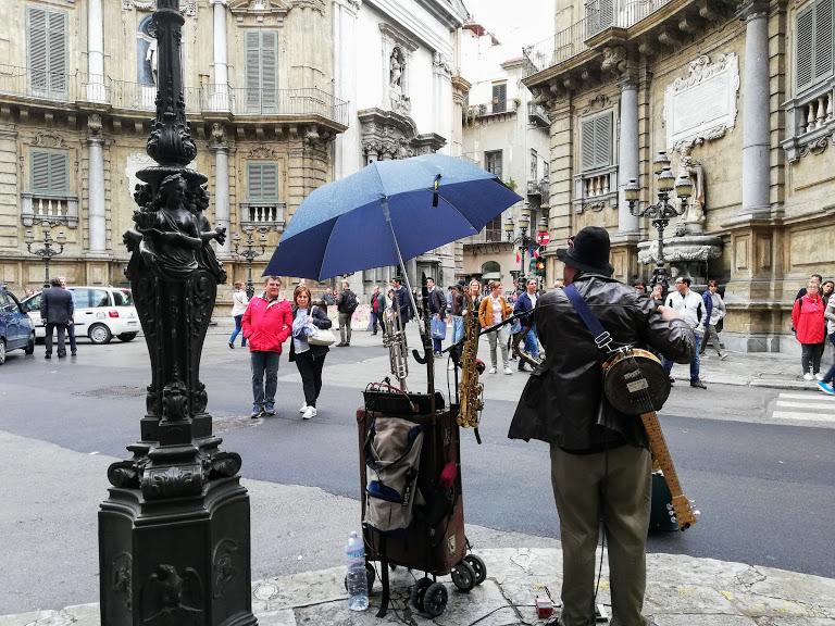 quattro canti di Palermo