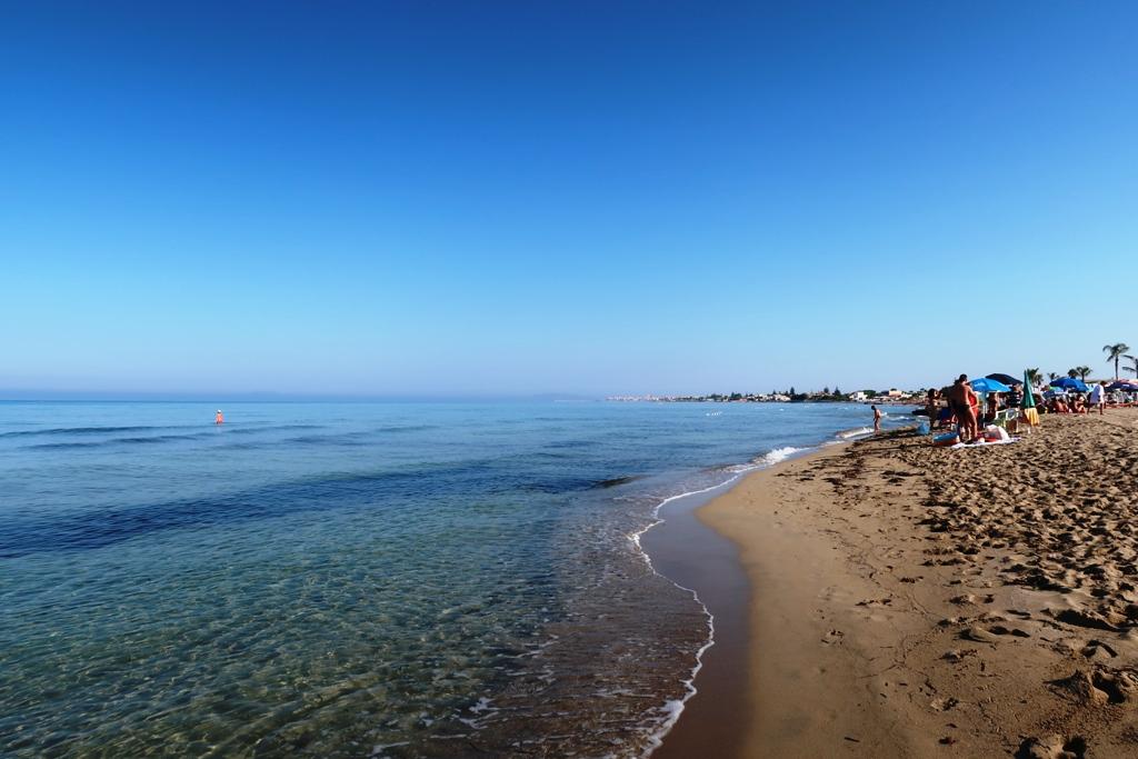 spiaggia di Lido Signorino