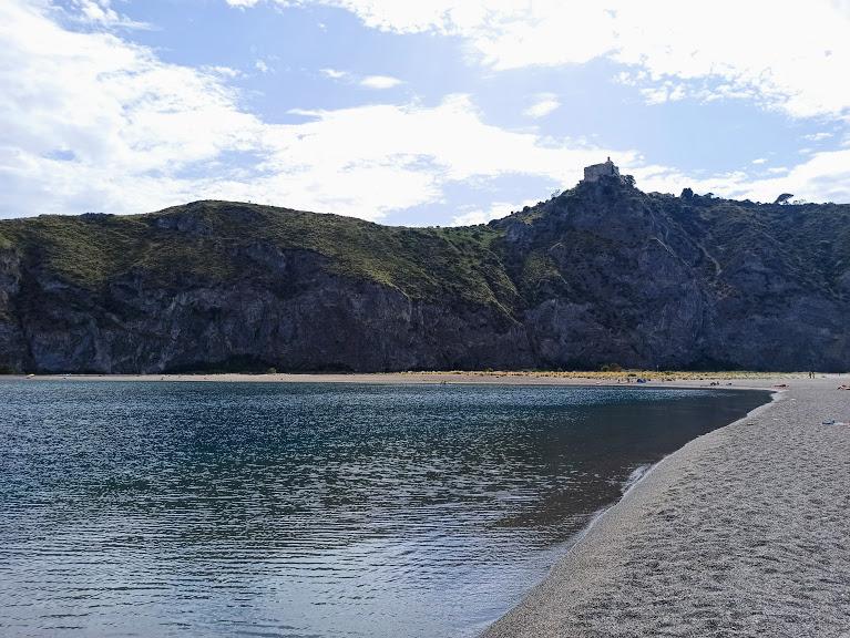 spiaggia laghetti di Marinello