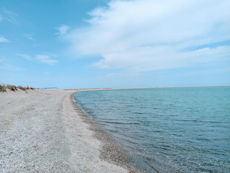 spiaggia laghetti di marinello a tindari
