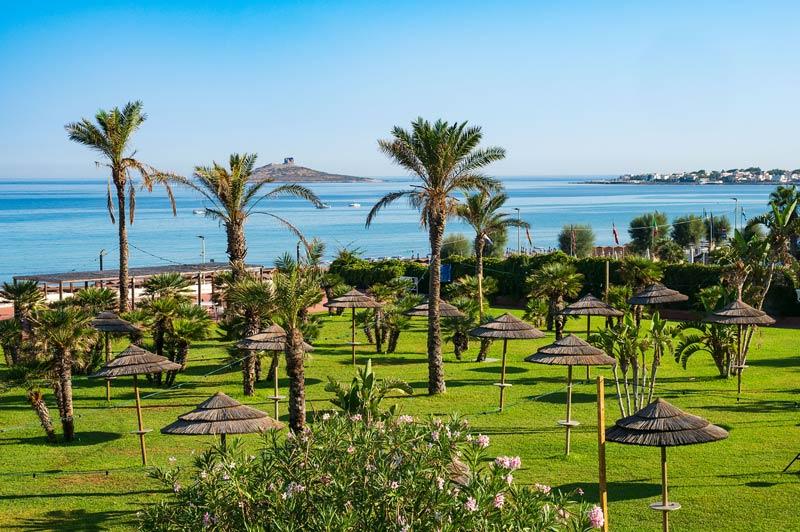 hotel fronte mare a palermo per ponte di ognissanti in Sicilia