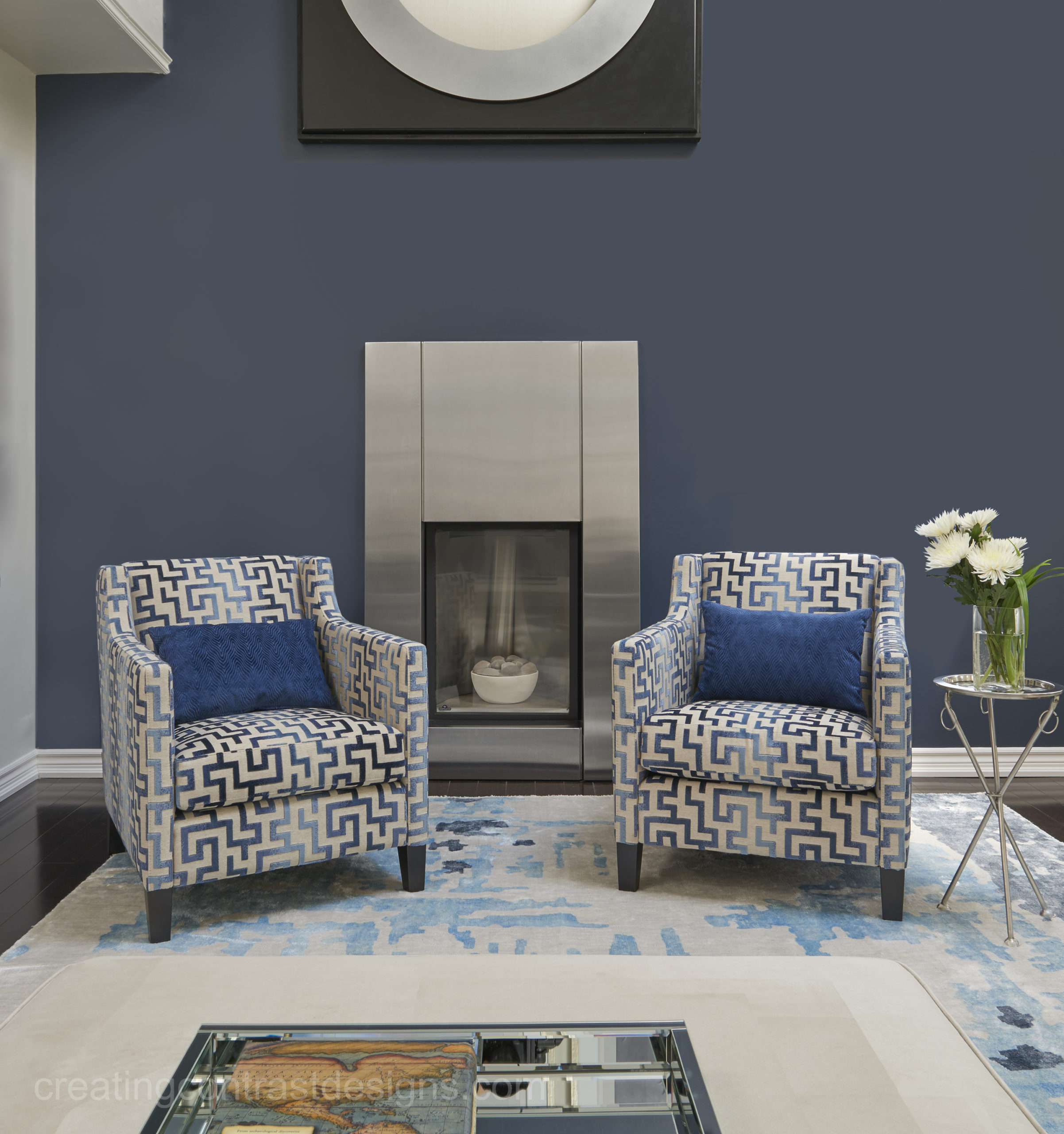 Hale Navy By Benjamin Moore Colour Review Claire Jefford