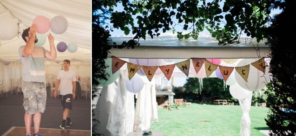 Berkshire Pangbourne Wedding