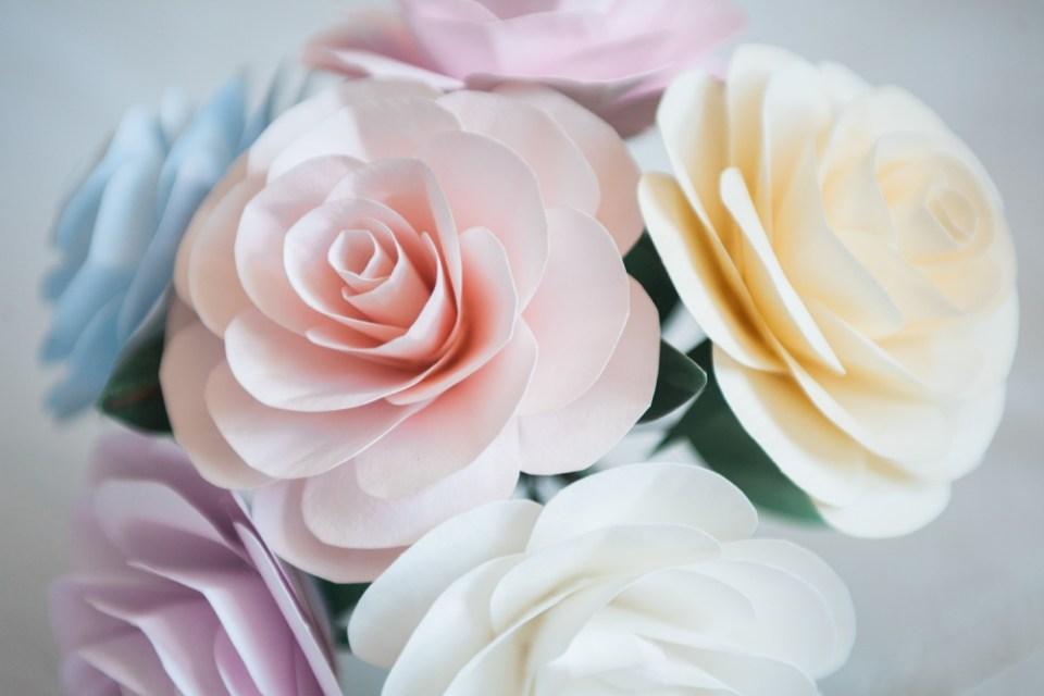 DIY Pastel Wedding Berkshire