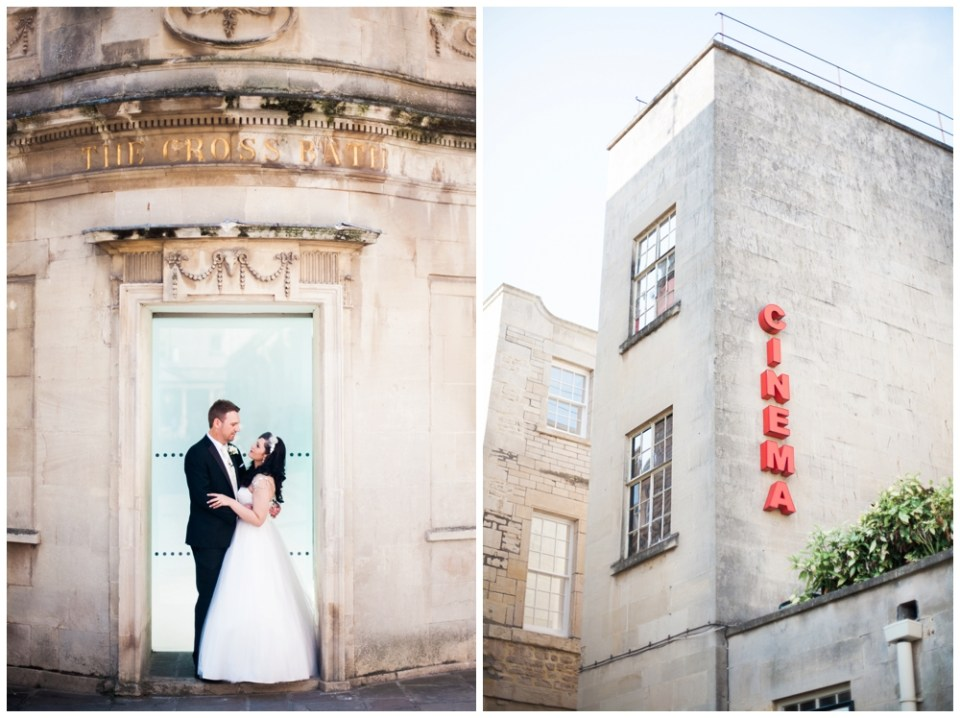 Little Cinema Bath Wedding