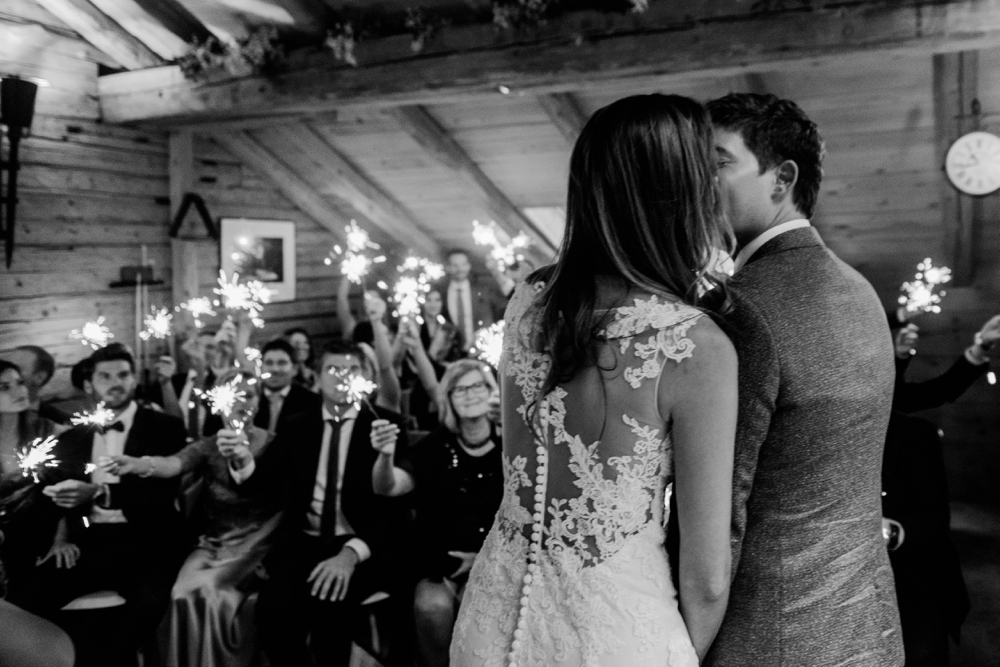 Wedding at Château d'Aumelas