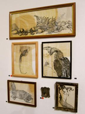 Menagerie Install 1