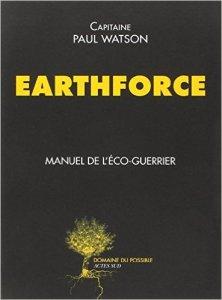 earthforce couverture