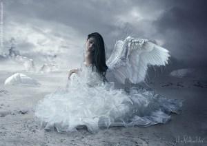 Hahahel ange gardien - clairemedium.com