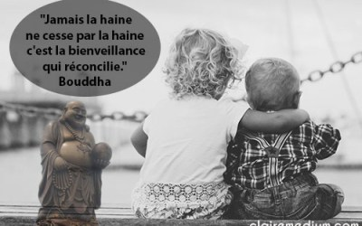 La citation du jour de Bouddha