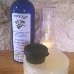 Crème de jour sans huile essentielle