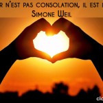 La citation du jour par Simone Weil