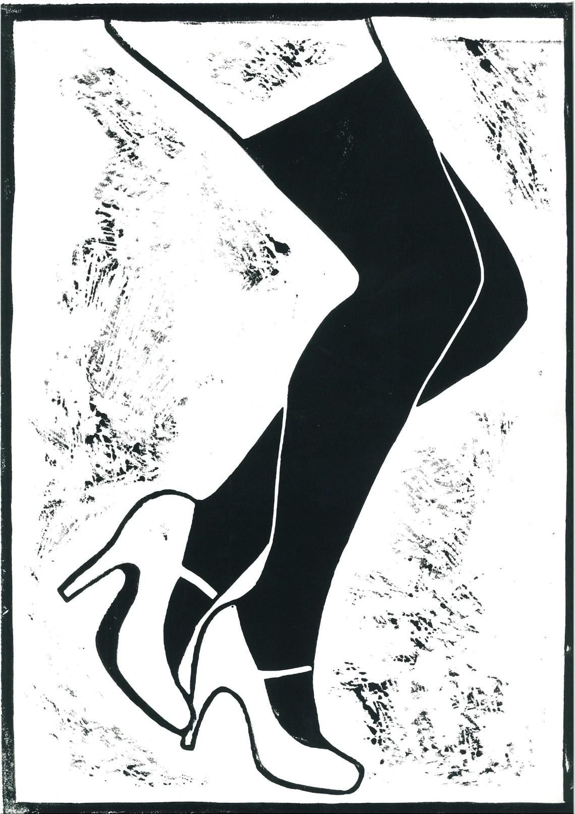 Stockings #10 black