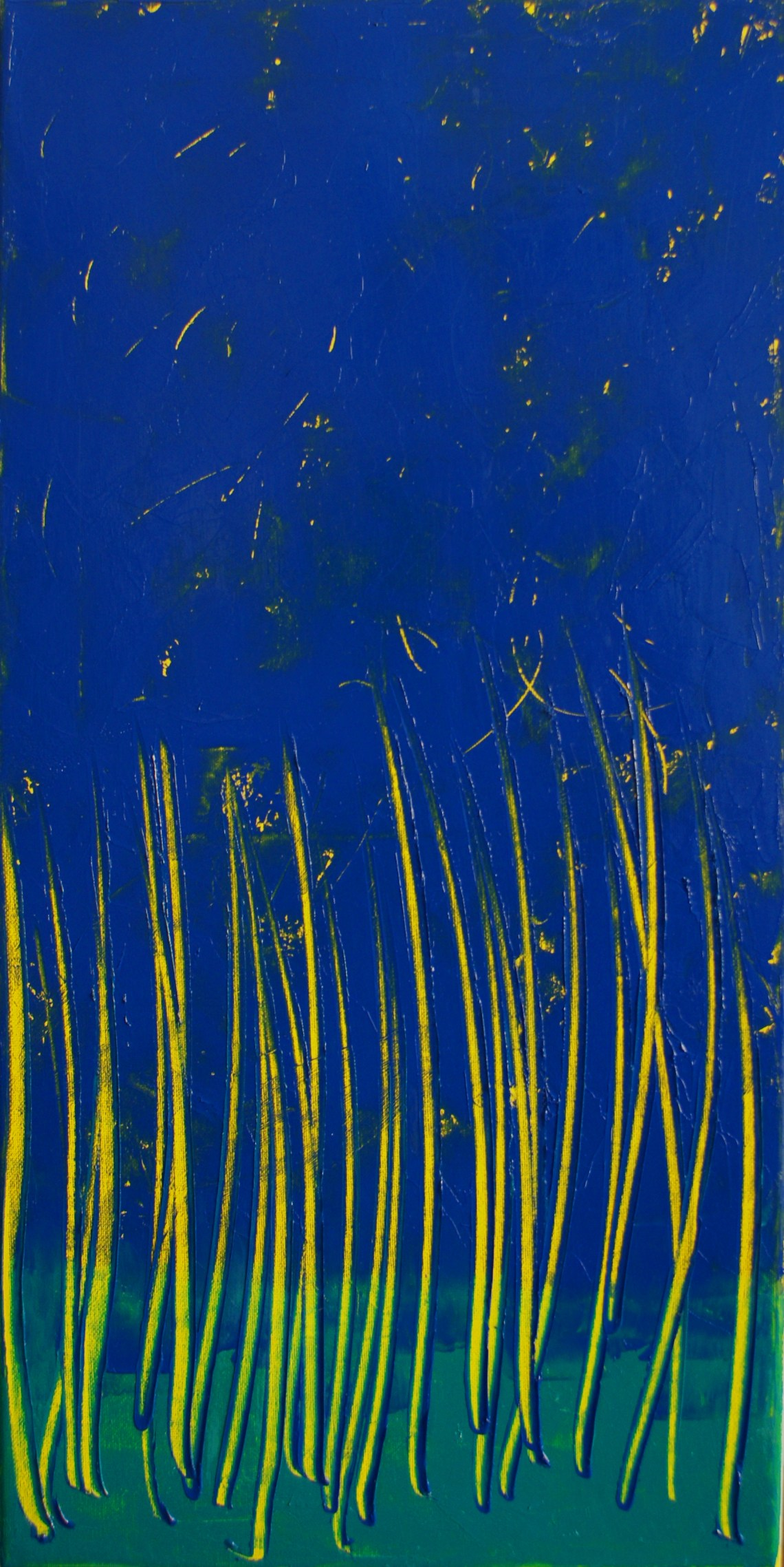 Yellow and blue #04