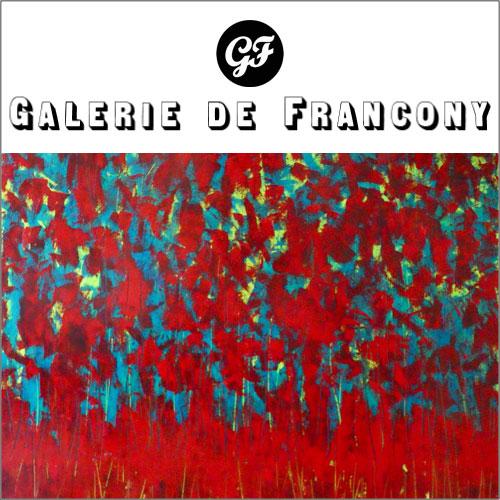 GALERIE GEOFFROY DE FRANCONY • Marseille