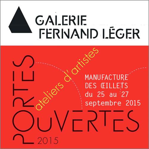 Exposition Galerie Fernand Leger 2015