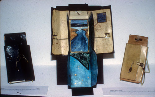 Claire Owen: Bookworks/Turtle Island Press: RIVER BELT BOOK