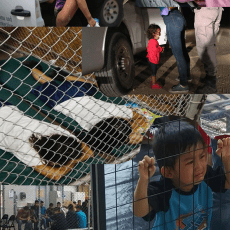 SoulCollage® – Community Suit – Kids in Cages
