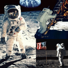SoulCollage® – Community Suit – One Giant Leap