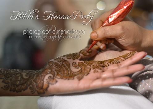Hilda and Danish Wedding of Love