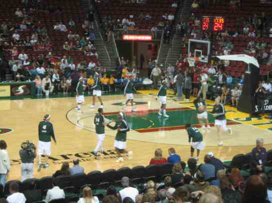 seattle storm basket ball key arena