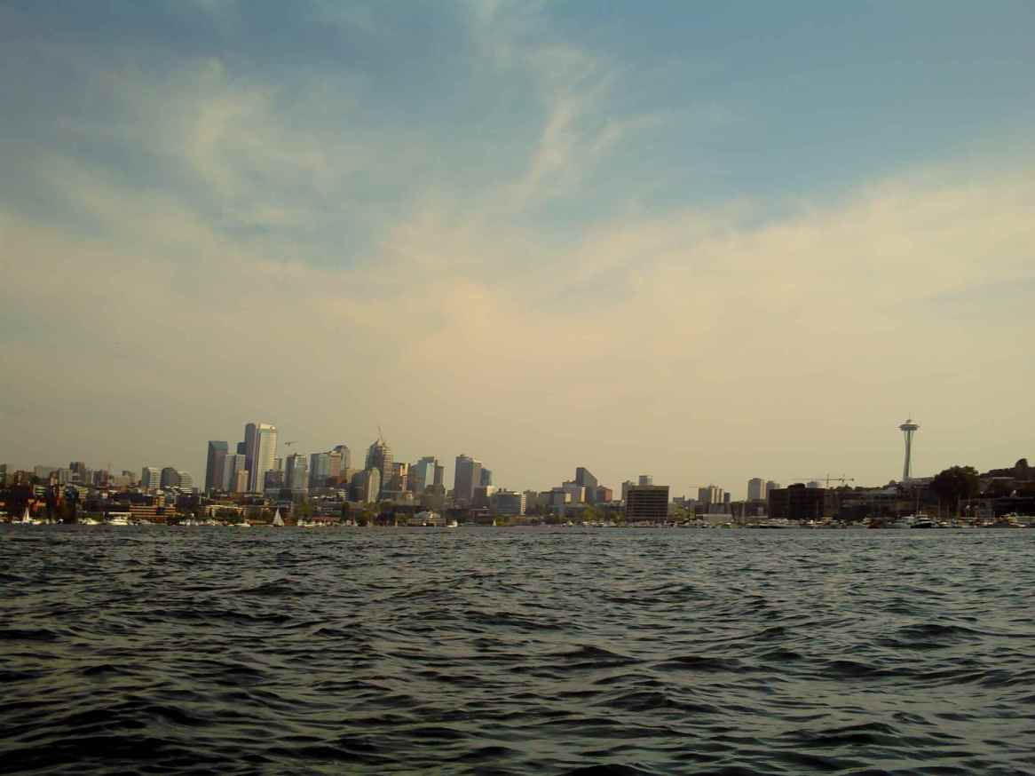 Kayak Lake Union Seattle Etats Unis