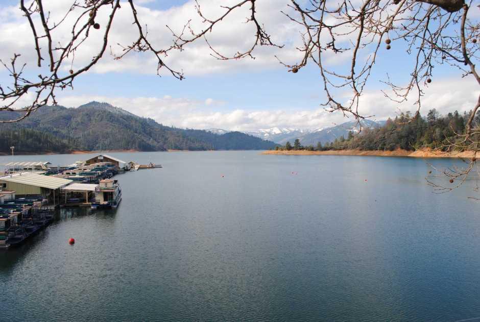 shasta lake etats unis (5)