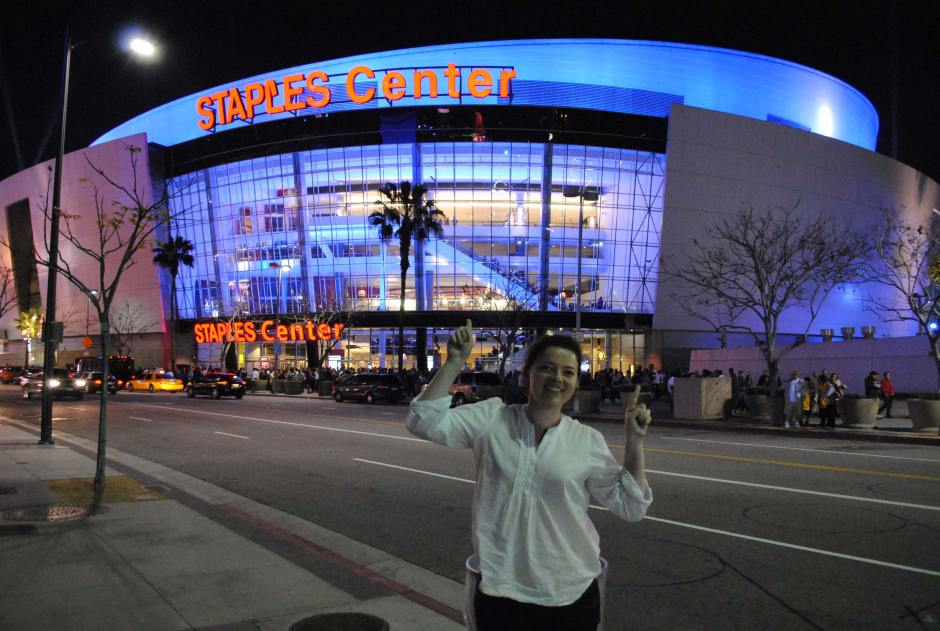 staples center basket ball los angeles usa (5)