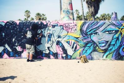 venice beach los angeles hollywood