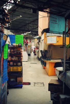 marché fruité de Mexico - Mexique
