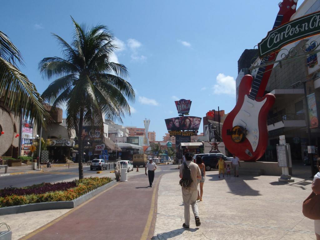 mexique cancun