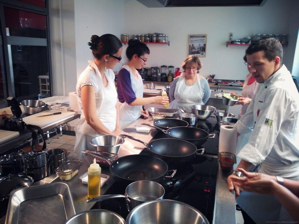 Atelier des chefs cours de cuisine