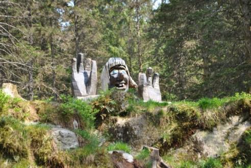 En descendant le Mont Floyen - Bergen - Norvège