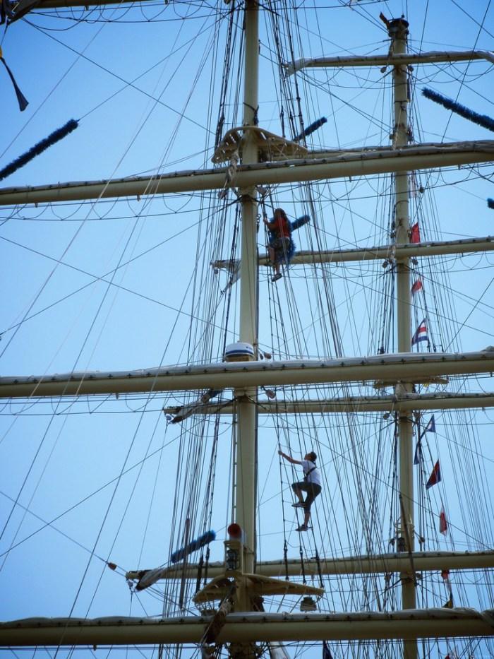 Saint Malo Tall Ships Races 2012