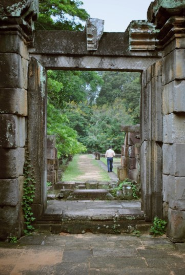 temples d'angkor cambodge