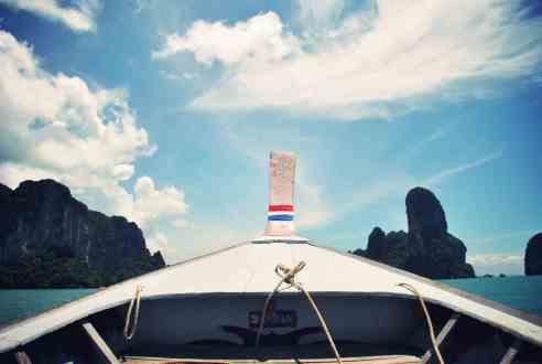 Railay Beach - Thaïlande asie
