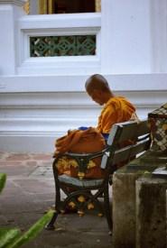Wat Pho buddha bangkok Thaïlande