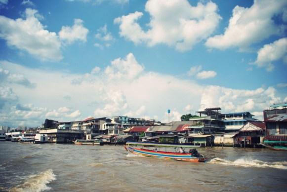 bateau bus thaïlande bangkok