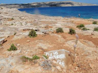 Ile de Comino - Malte