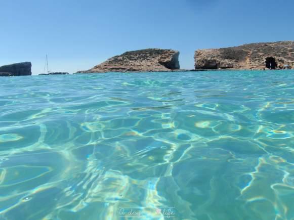 Comino, une île magique à Malte