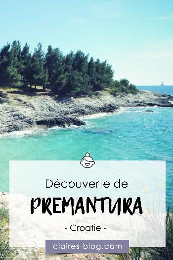 Découverte de Premantura - Croatie #croatie #premantura #voyage