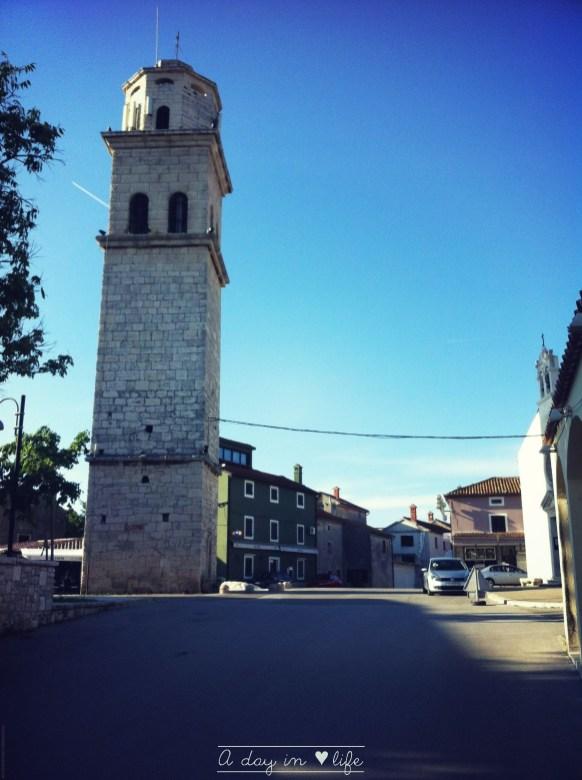 Direction Premantura - Croatie