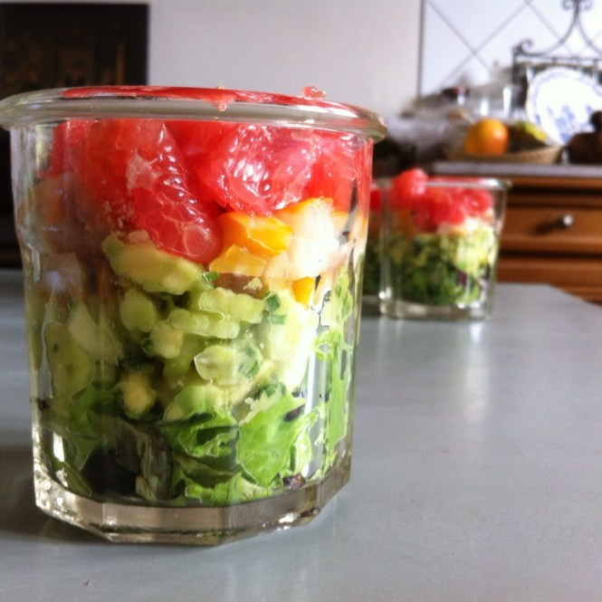 Recette salade fraîcheur été