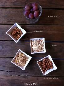 Recette petit déjeuner minceur - Healthy