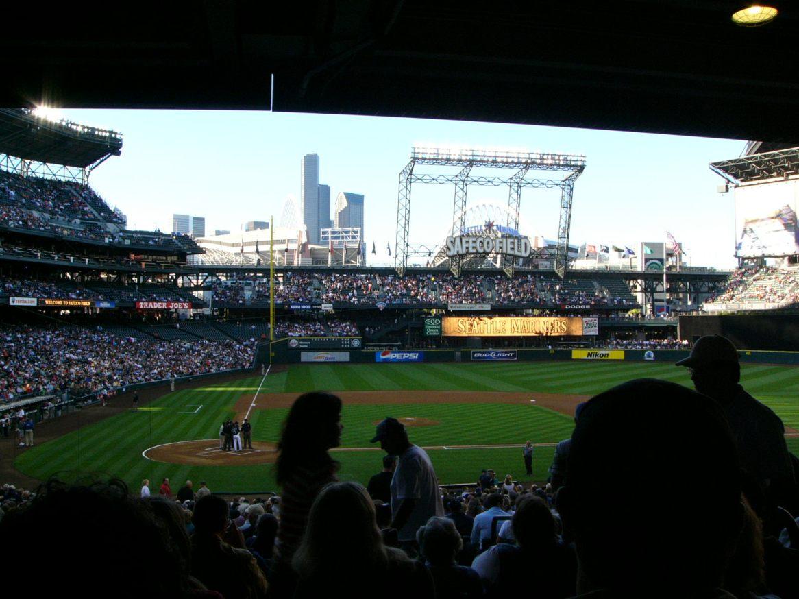 match de baseball seattle Etats unis