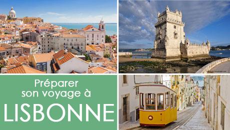 Préparer son voyage à l'étranger : Lisbonne