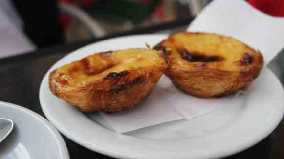pasteis de nata lisbonne portugal