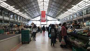FoodCourt Time Out Lisbonne portugal