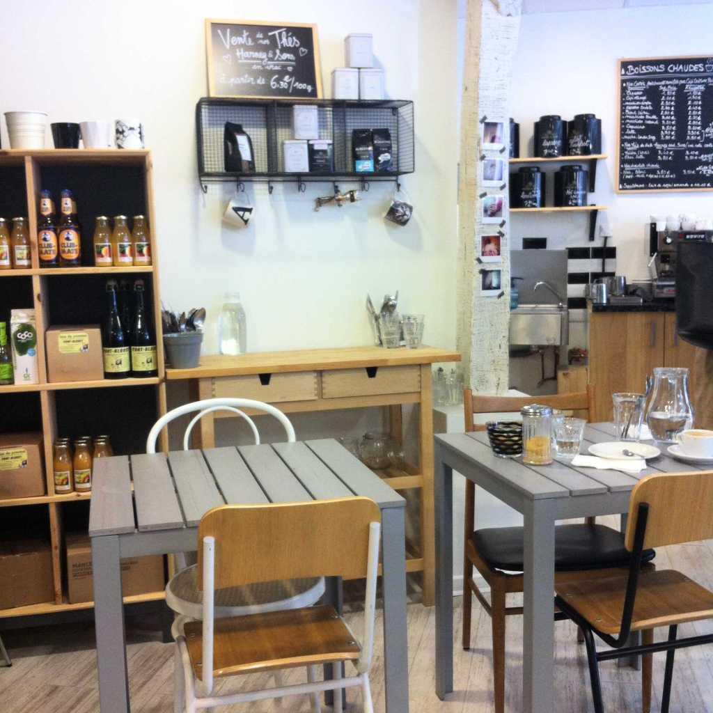 Brunch Café Albertine à Rennes