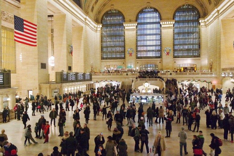 Grand Central Terminal New York City NYC Gare